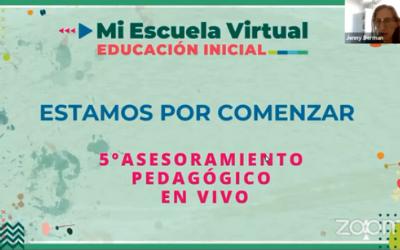 Recursos para diseñar la propuesta en el aula virtual