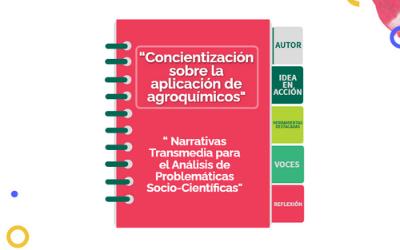 Concientización sobre la aplicación de agroquímicos