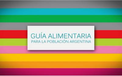 Guía alimentaria para la población argentina