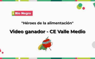 Héroes de la alimentación - Ganador CE Valle Medio