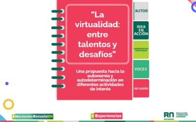 La virtualidad entre talentos y desafios