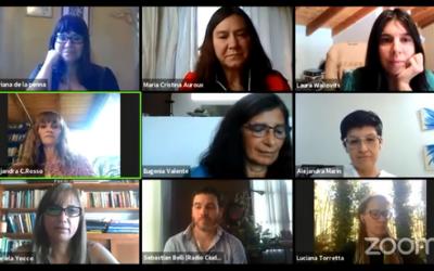 Primer Encuentro. Diálogos de Educación Inicial