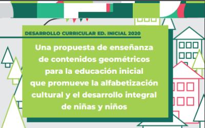 Propuesta de enseñanza de contenidos geométricos