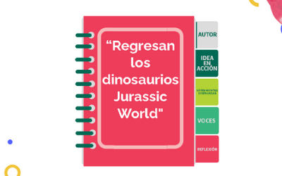 Regresan los dinosaurios Jurassic World