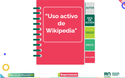 Uso activo de Wikipedia
