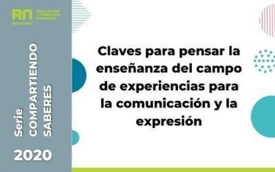claves-pensar-enseñanza-experiencias-comunicacion-expresion