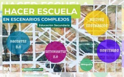 hacer-escuela-escenarios complejos-secundaria