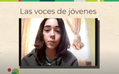 las voces de los jovenes