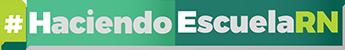 Logo Haciendo Escuela RN