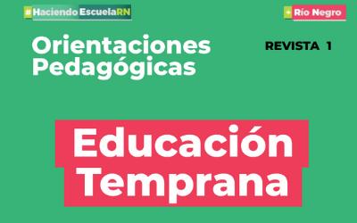 revista 1.educacion temprana