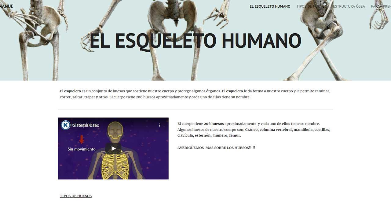 web-el-esqueleto-humano